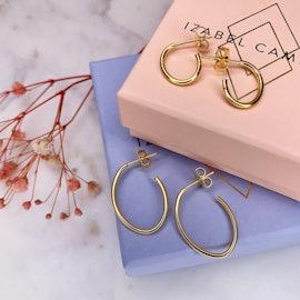 Endless Earrings Small