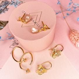 Endless Earrings fra Izabel Camille