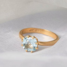 Gem Candy Ring Topaz