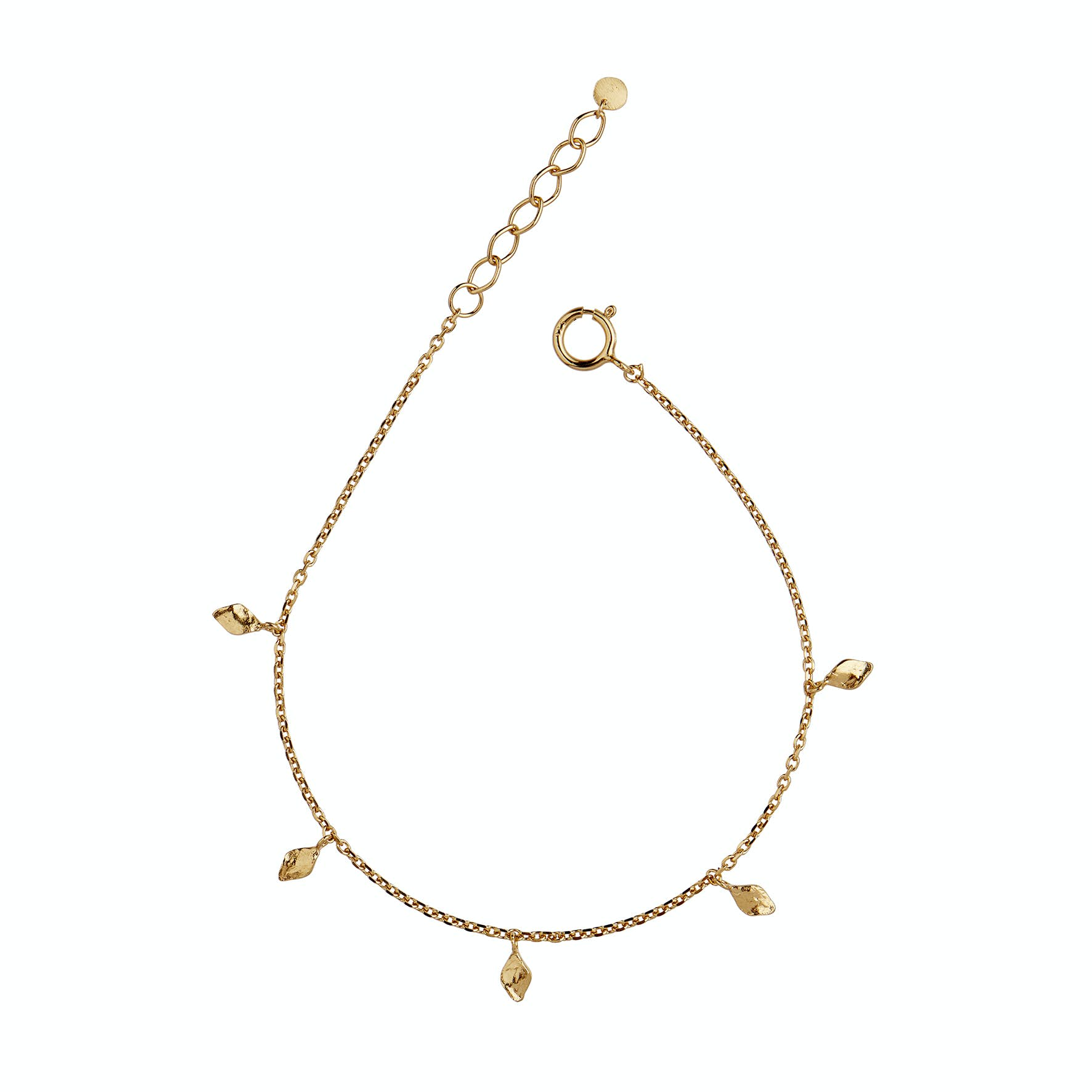 Tout Petit Ile De L'Amour Bracelet von STINE A Jewelry in Vergoldet-Silber Sterling 925