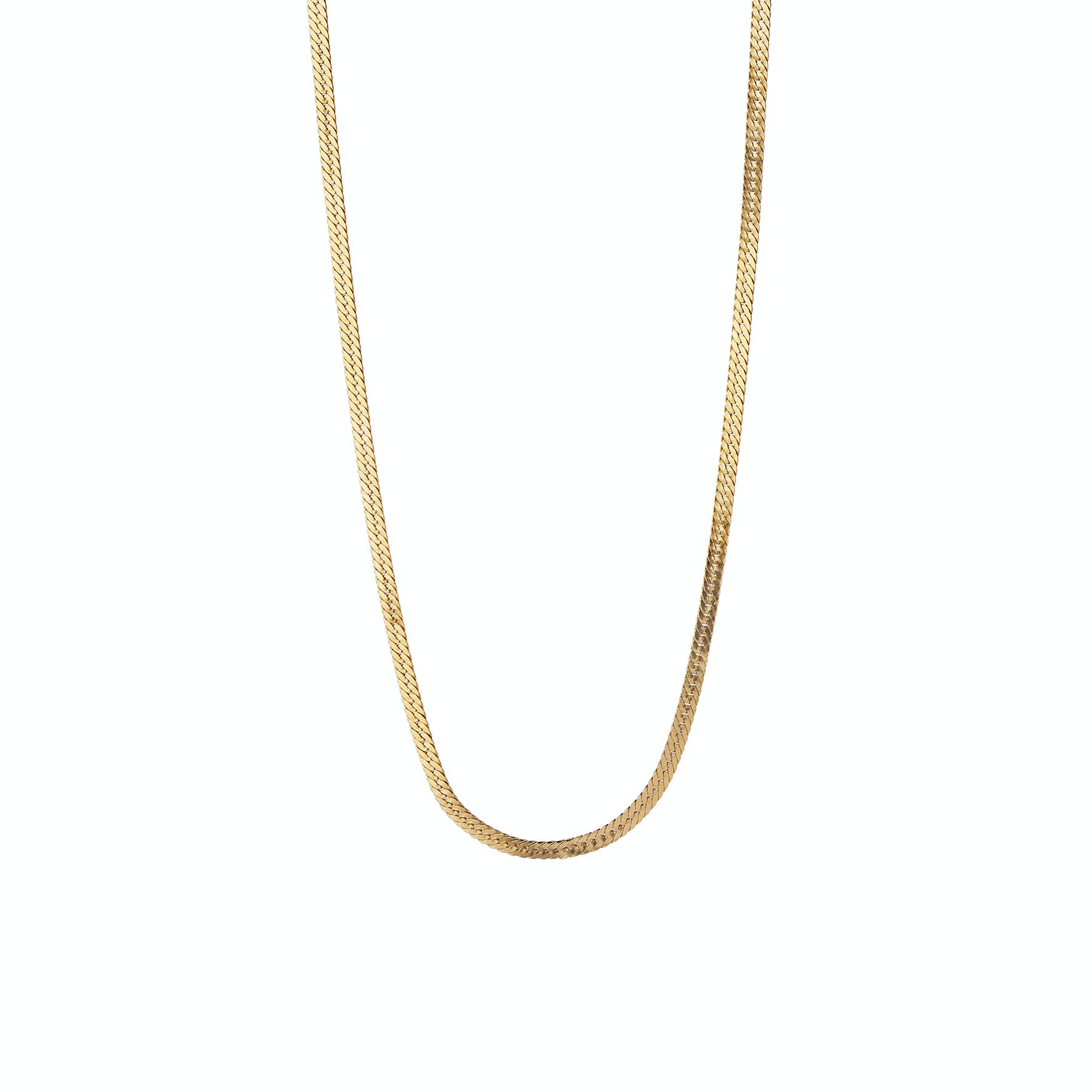 Short Snake Necklace