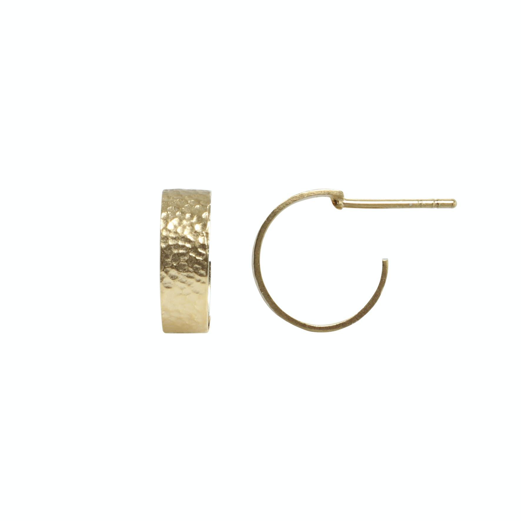 Petit La Mer Creol von STINE A Jewelry in Vergoldet-Silber Sterling 925