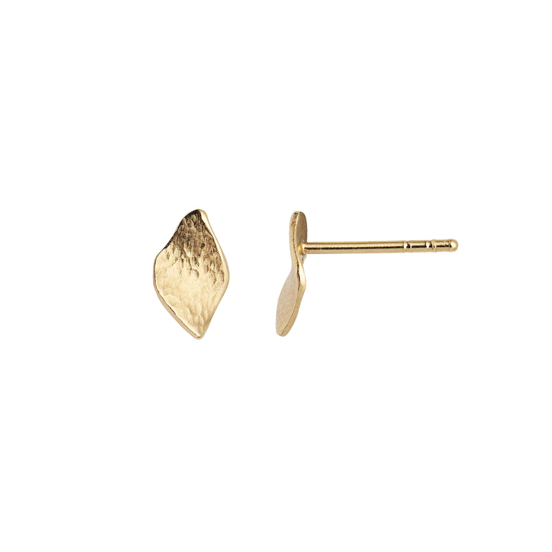 Petit Ile De L'Amour Earstick von STINE A Jewelry in Vergoldet-Silber Sterling 925