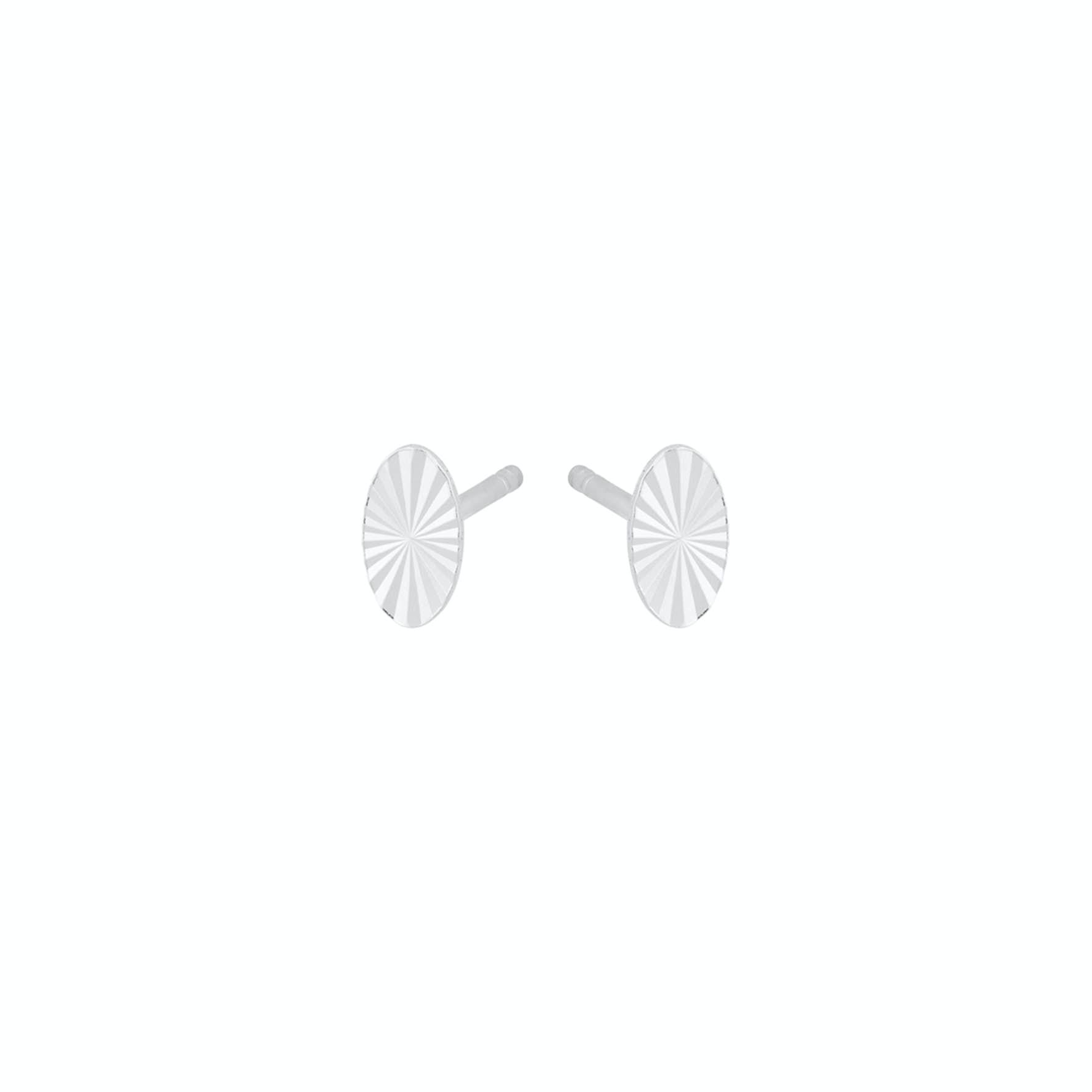 Ocean Stars Earsticks from Pernille Corydon in Silver Sterling 925