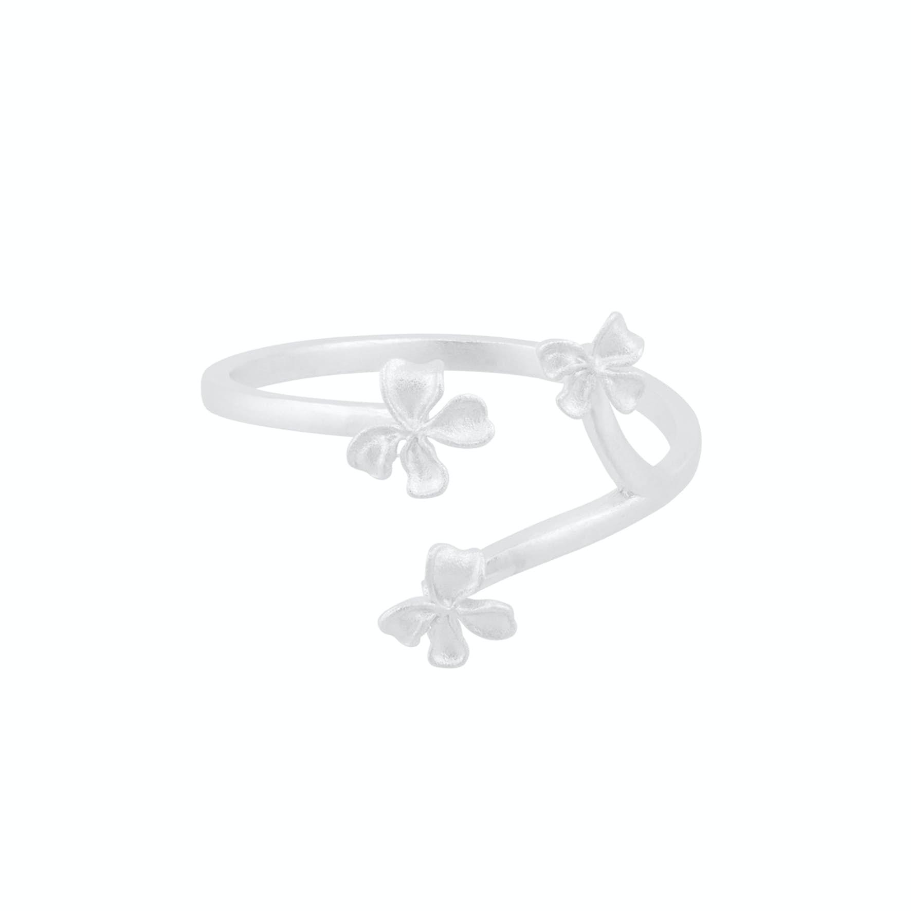 Bloom Ring från Pernille Corydon i Silver Sterling 925