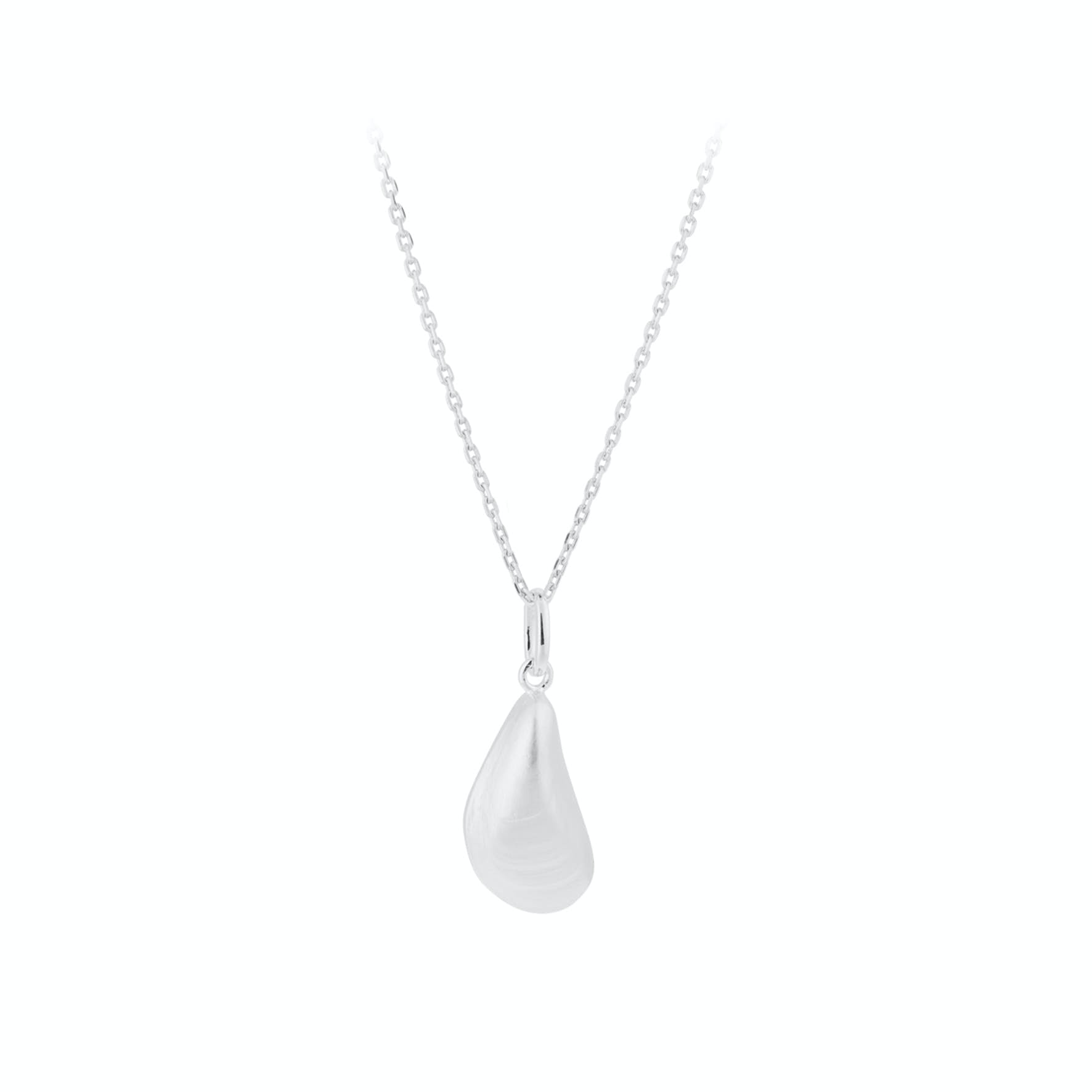 Seashell Necklace von Pernille Corydon in Silber Sterling 925