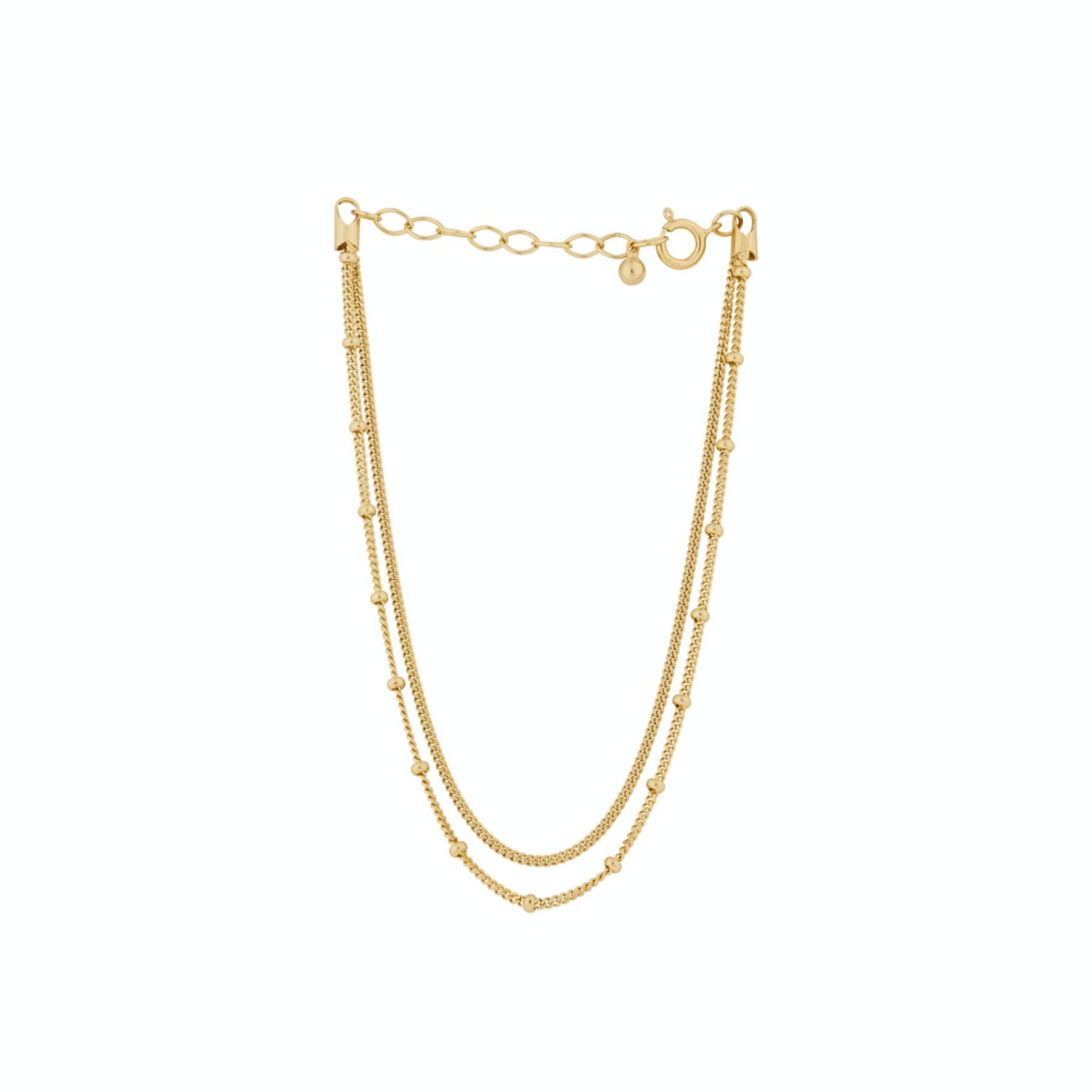 Galaxy Bracelet von Pernille Corydon in Vergoldet-Silber Sterling 925