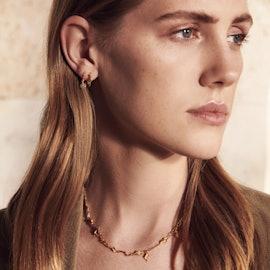 Ara Earrings fra Maanesten