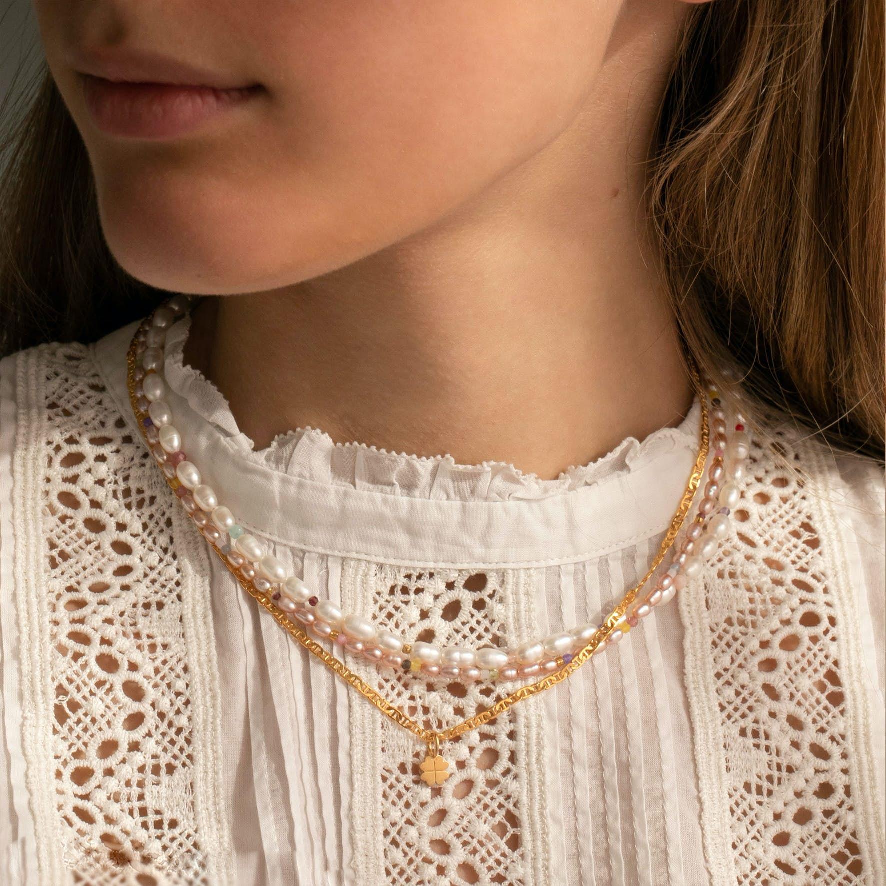 Petit Link Pendant Chain
