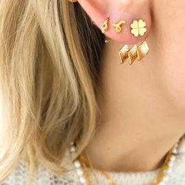 Clover Earstick Piece fra STINE A Jewelry