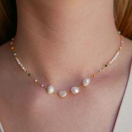 Lola Perla Necklace Dreamy Pearl