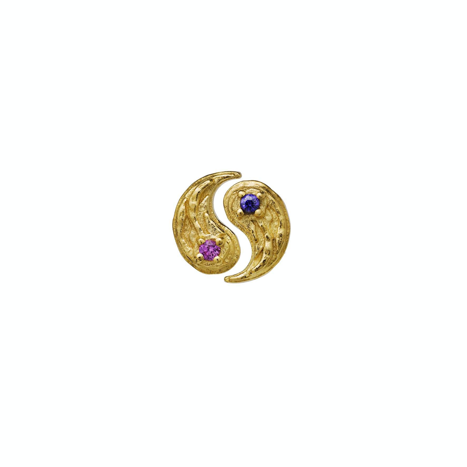 Taichi Earsticks von Maanesten in Vergoldet-Silber Sterling 925