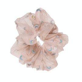 Anisette Moon Dusty Rose Scrunchie
