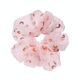 Anisette Moon Pink Scrunchie