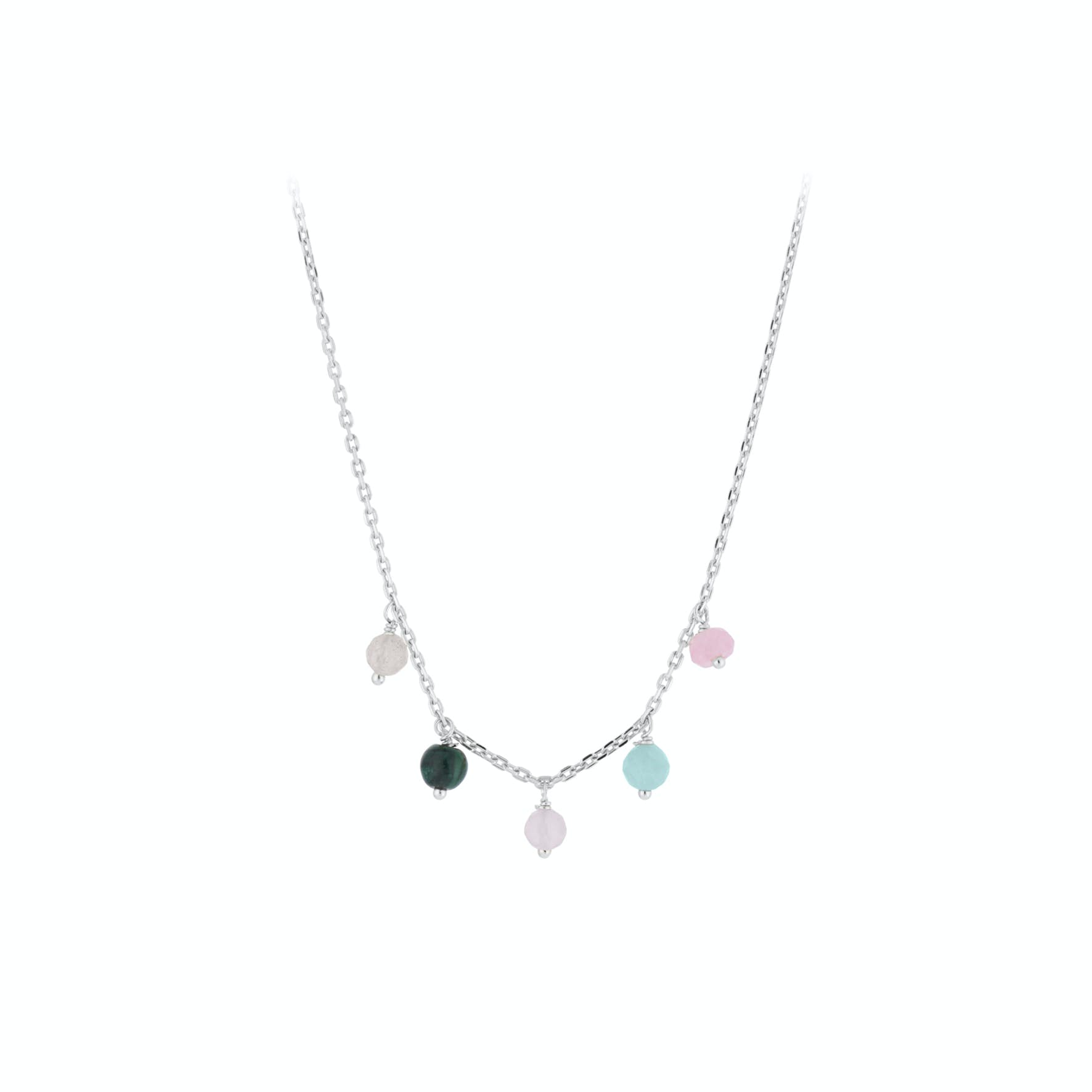 Harmony Necklace fra Pernille Corydon i Sølv Sterling 925