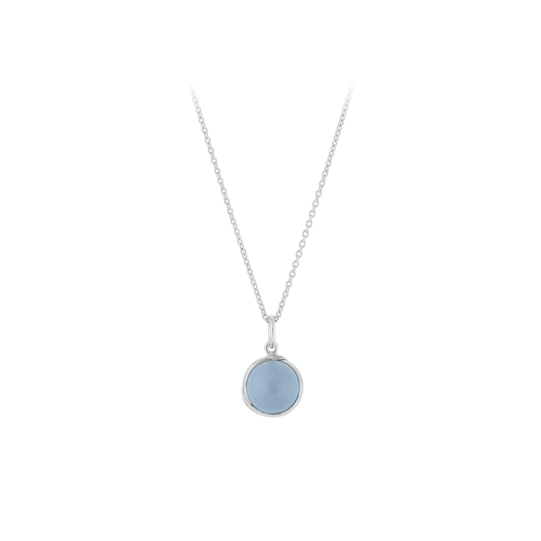 Aura Blue Necklace