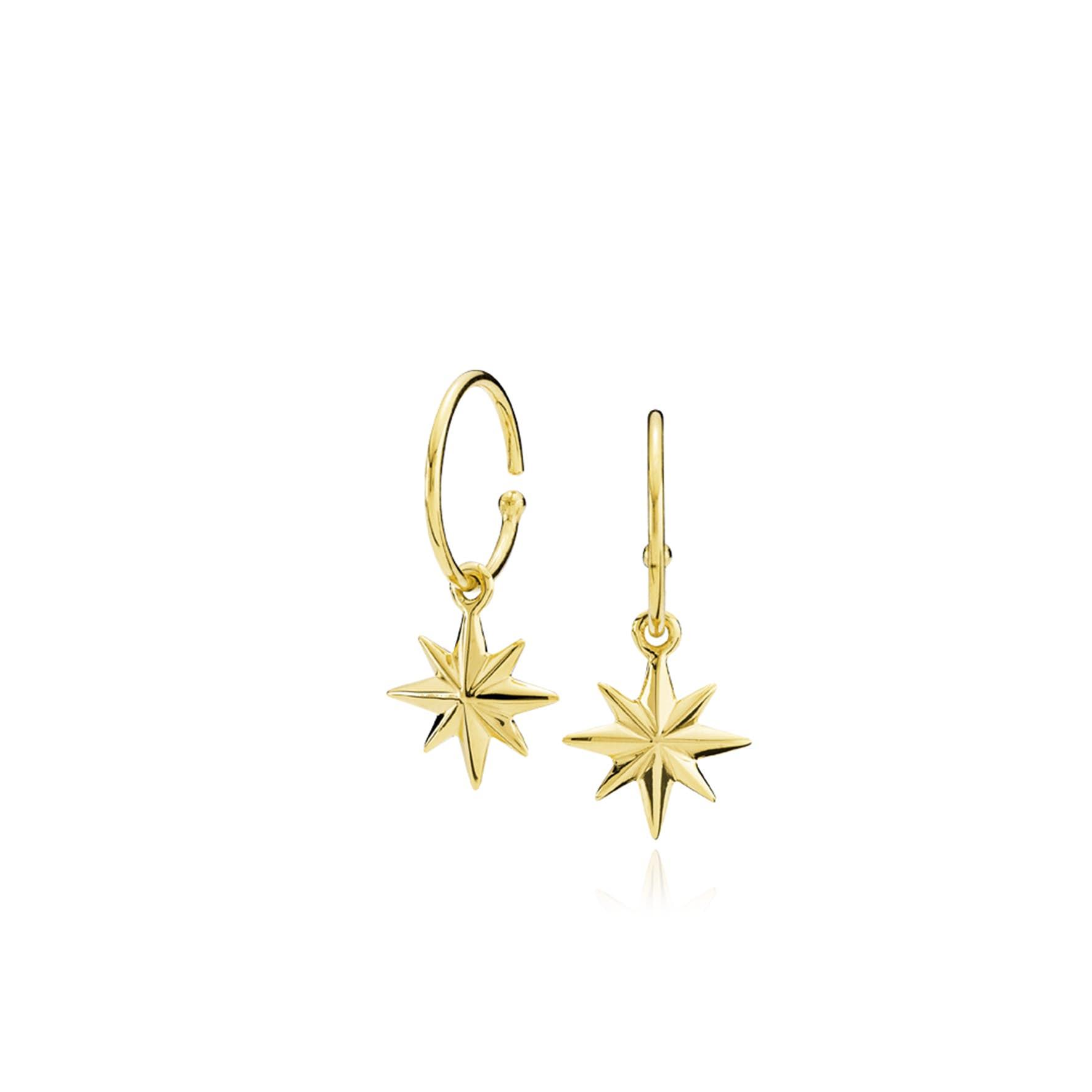 Bella By Sistie Creol Earrings
