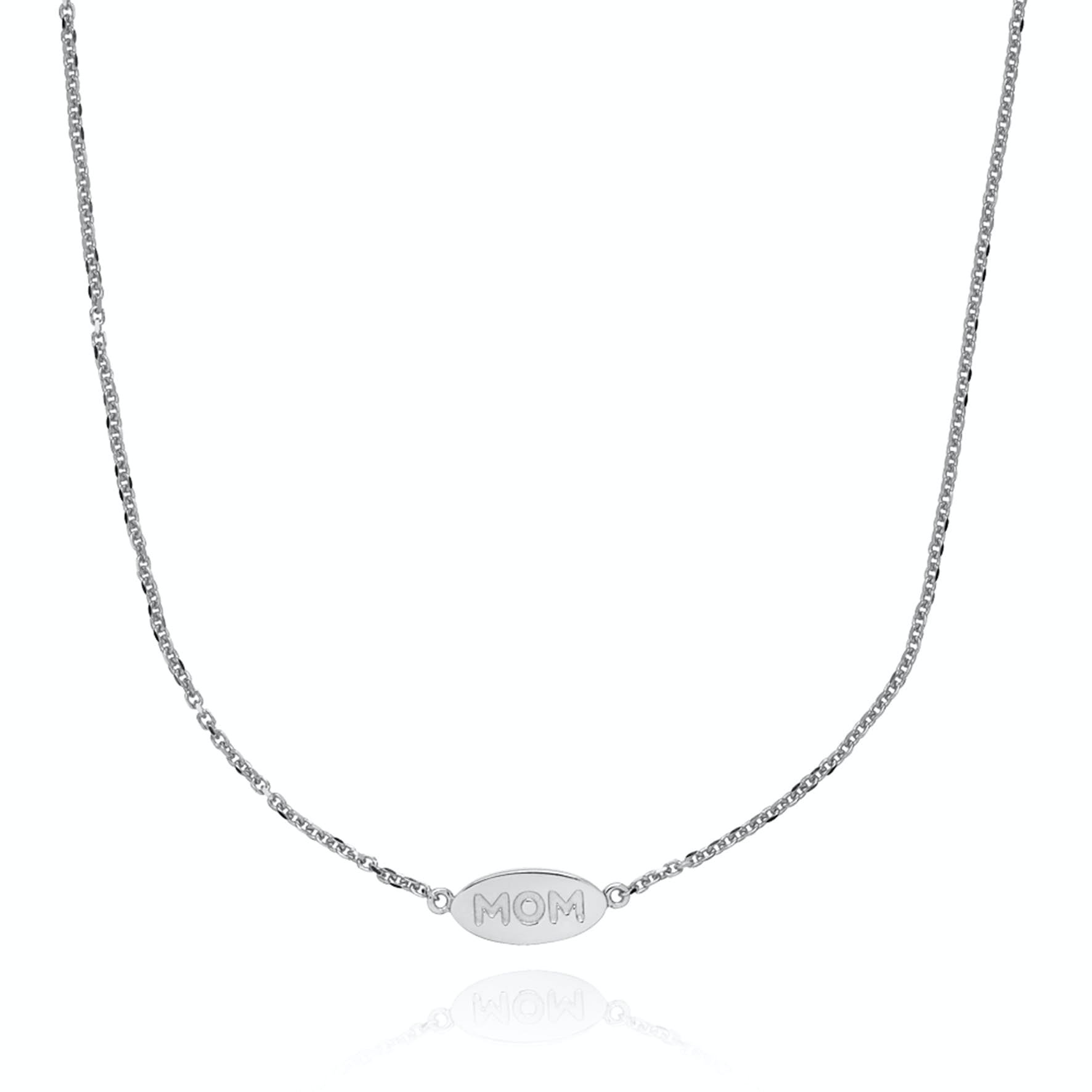 Fam Mom Necklace fra Sistie i Sølv Sterling 925