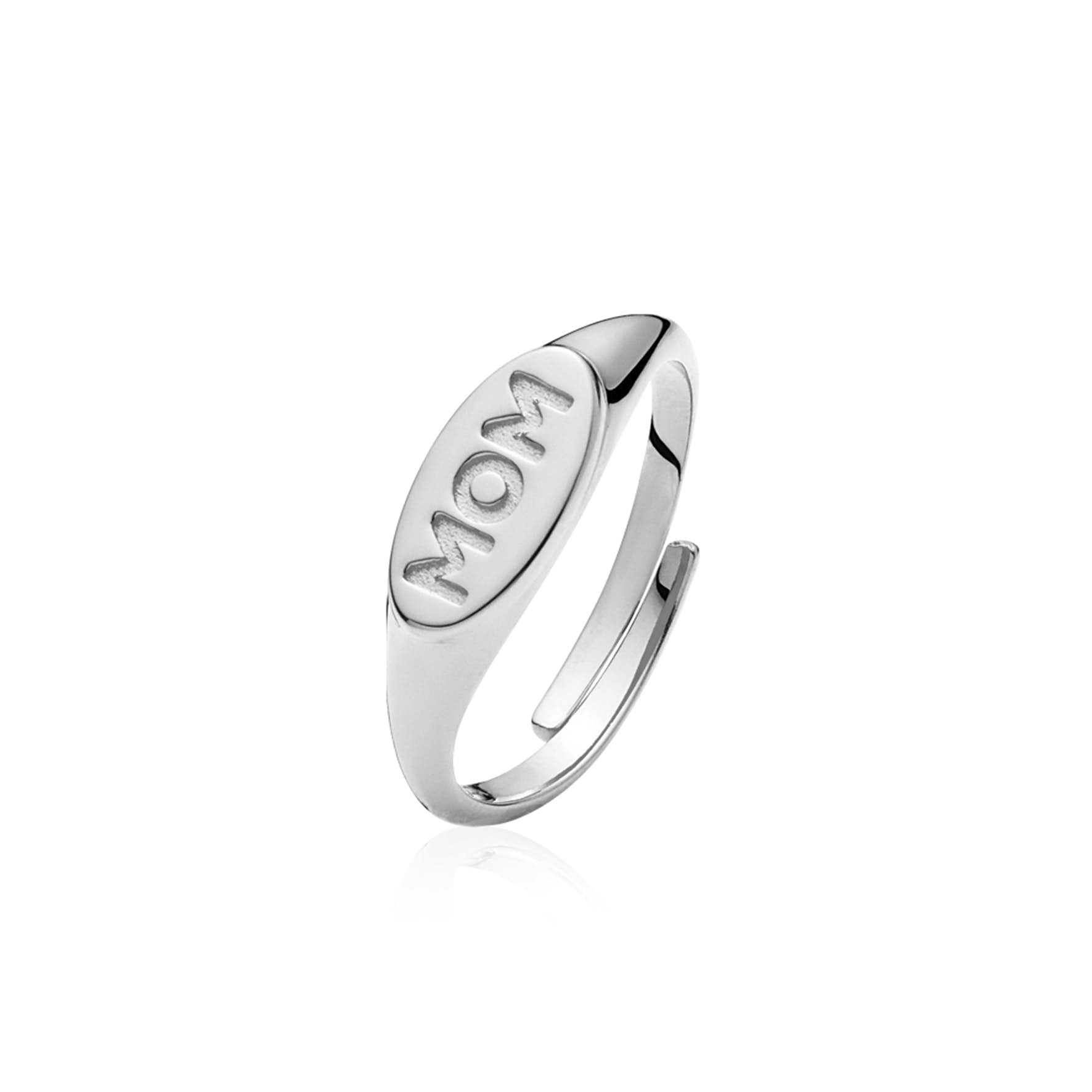 Fam Mom Ring from Sistie in Silver Sterling 925