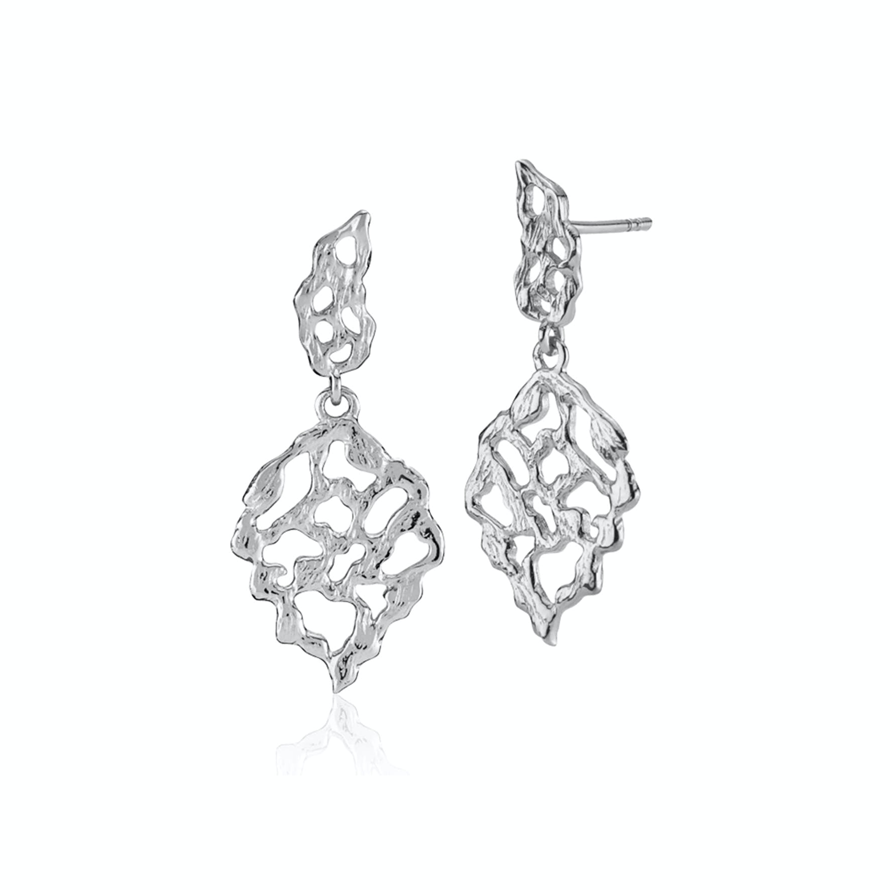 Holly Earrings von Izabel Camille in Silber Sterling 925