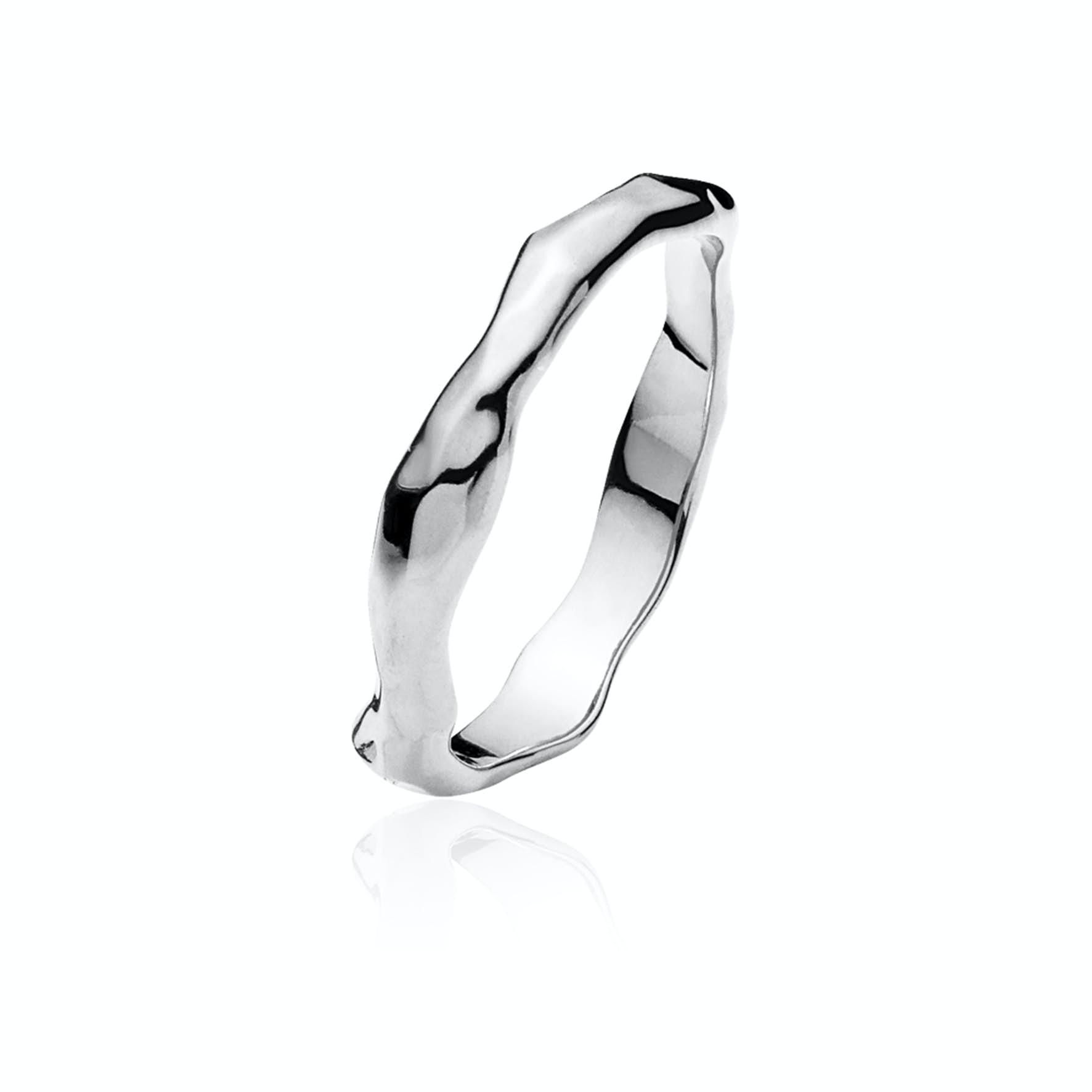 Emma Ring von Izabel Camille in Silber Sterling 925