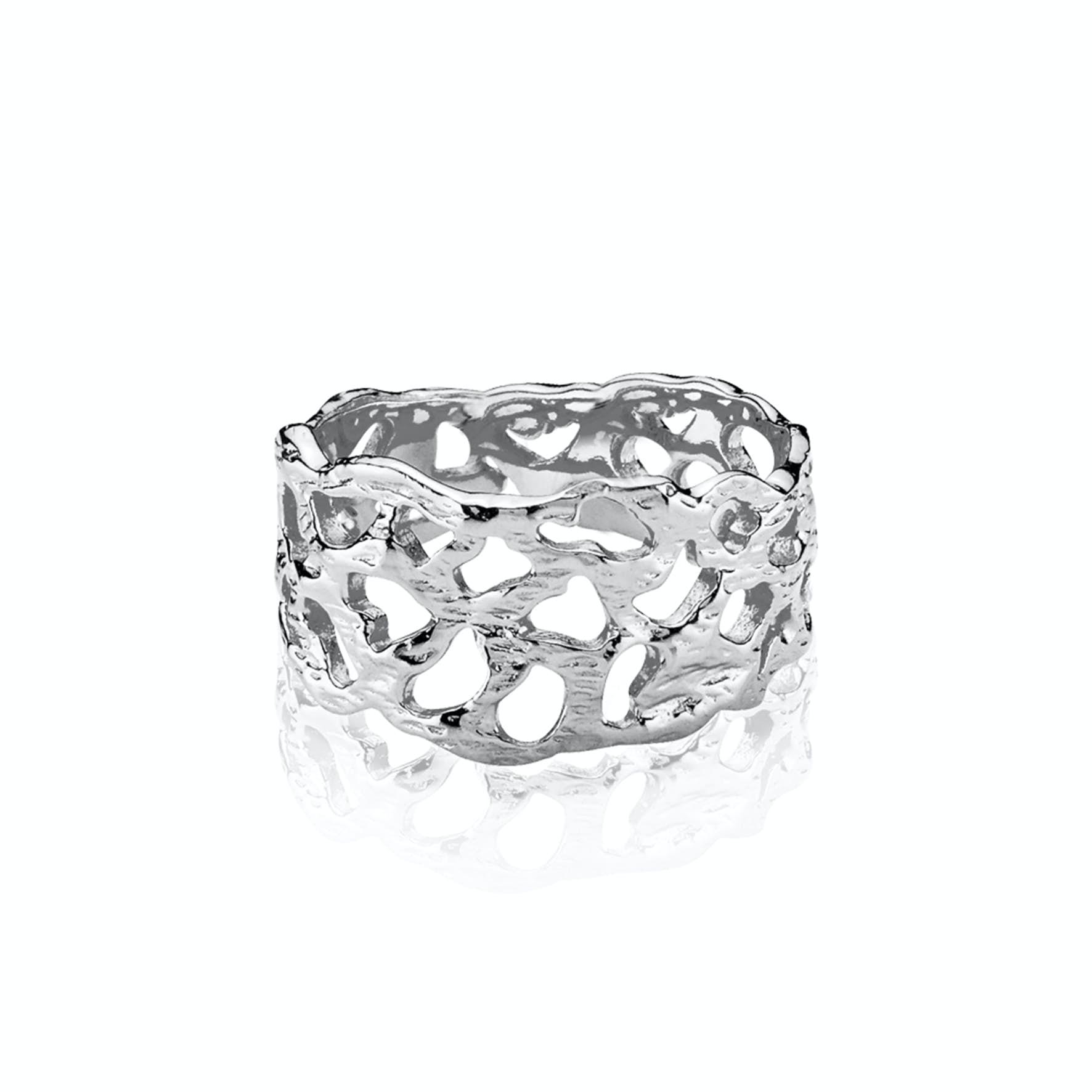Holly Ring från Izabel Camille i Silver Sterling 925