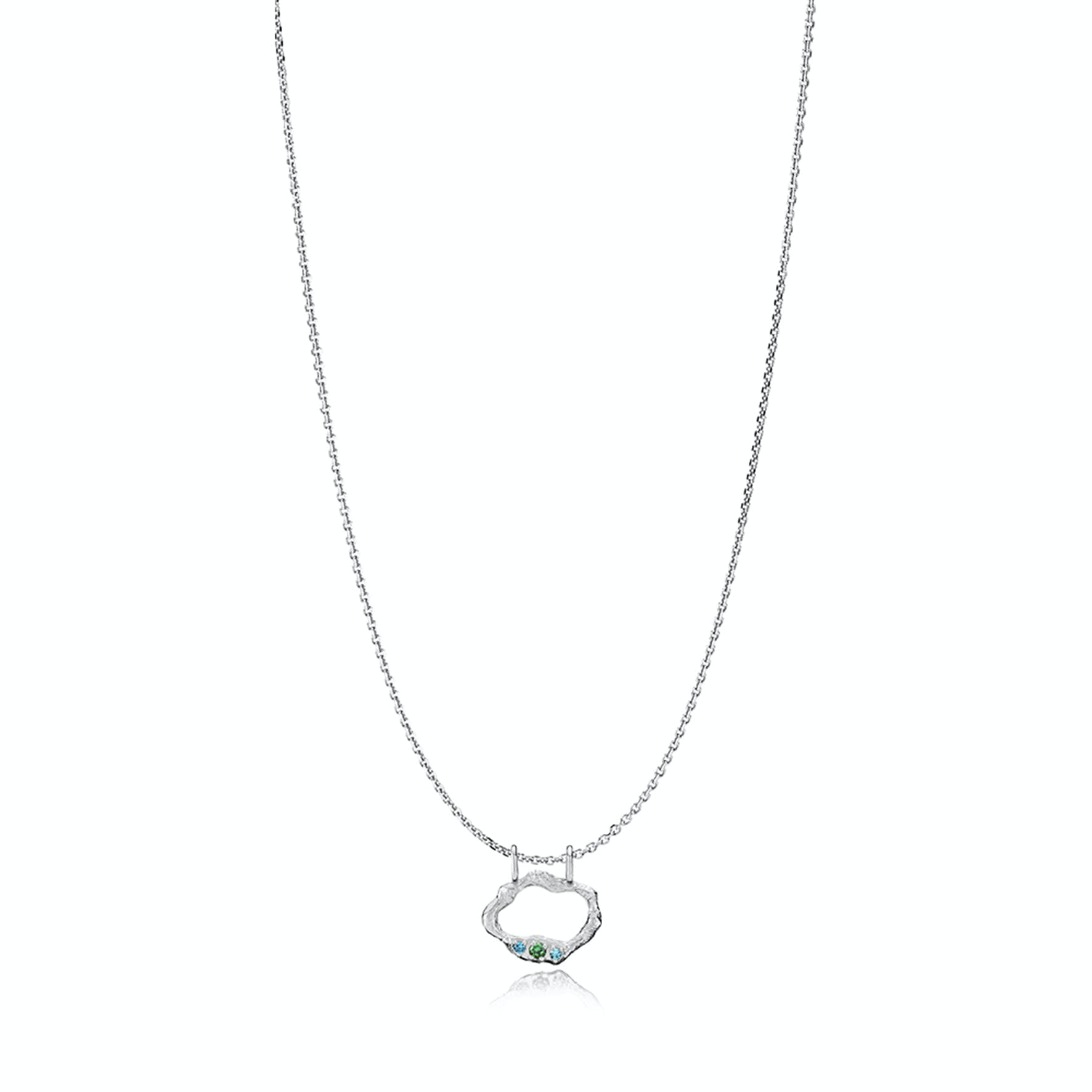 Ocean Necklace fra Izabel Camille i Sølv Sterling 925