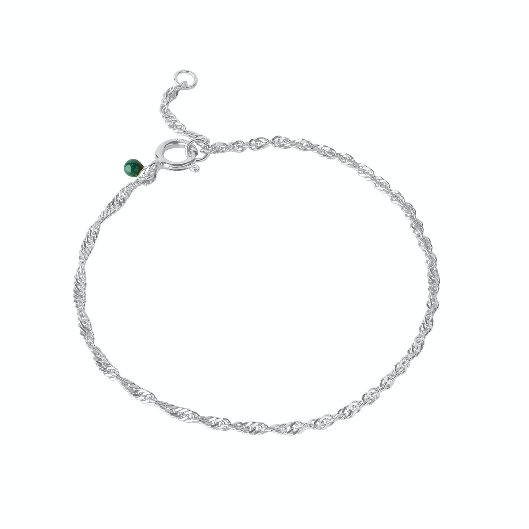 Paloma Bracelet fra Enamel Copenhagen i Sølv Sterling 925
