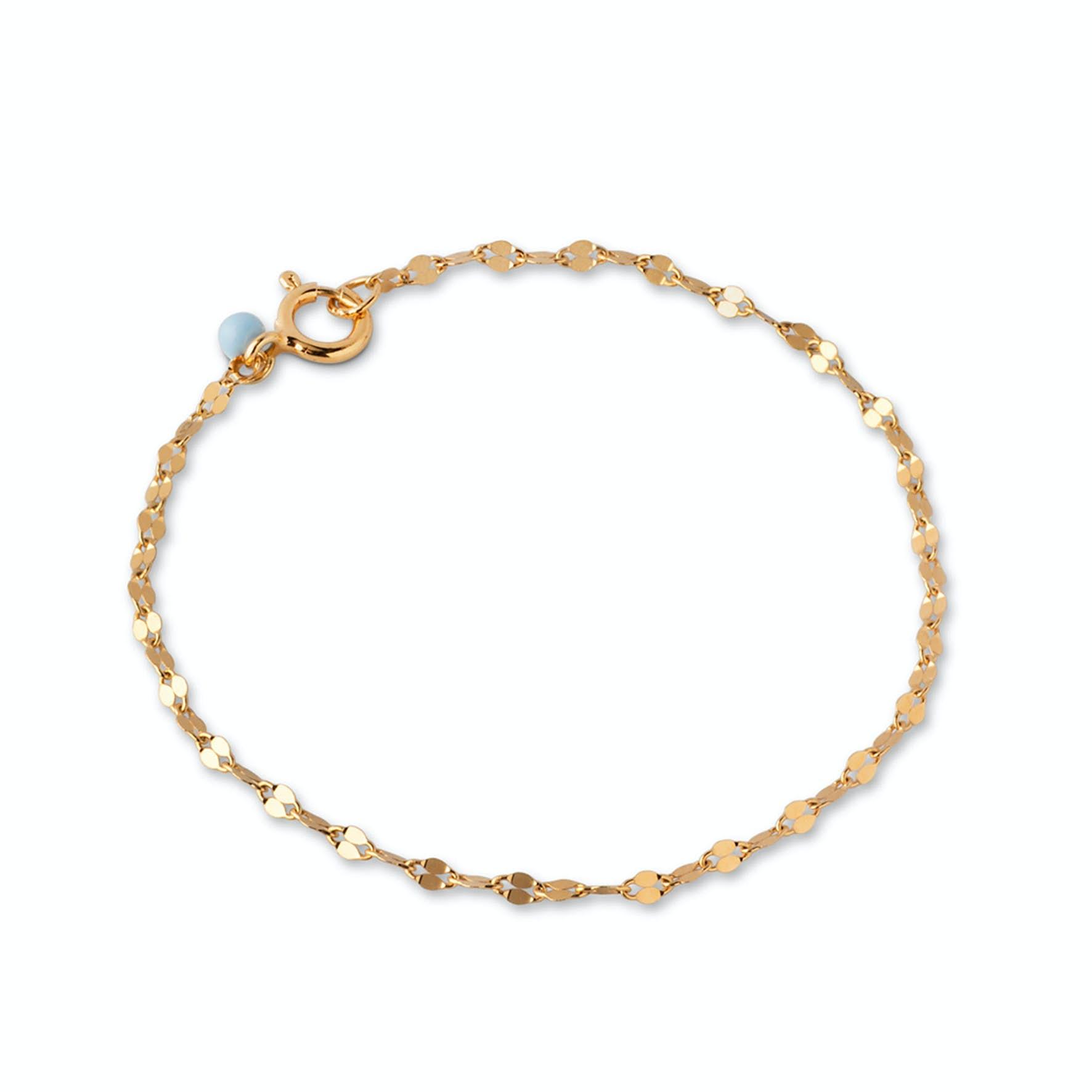Ona Bracelet from Enamel Copenhagen in Goldplated-Silver Sterling 925