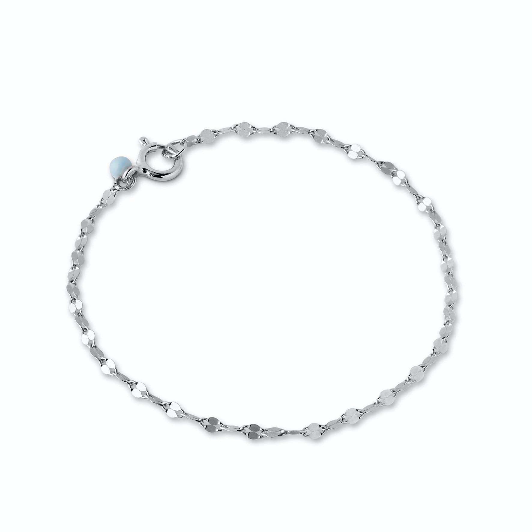 Ona Bracelet von Enamel Copenhagen in Silber Sterling 925