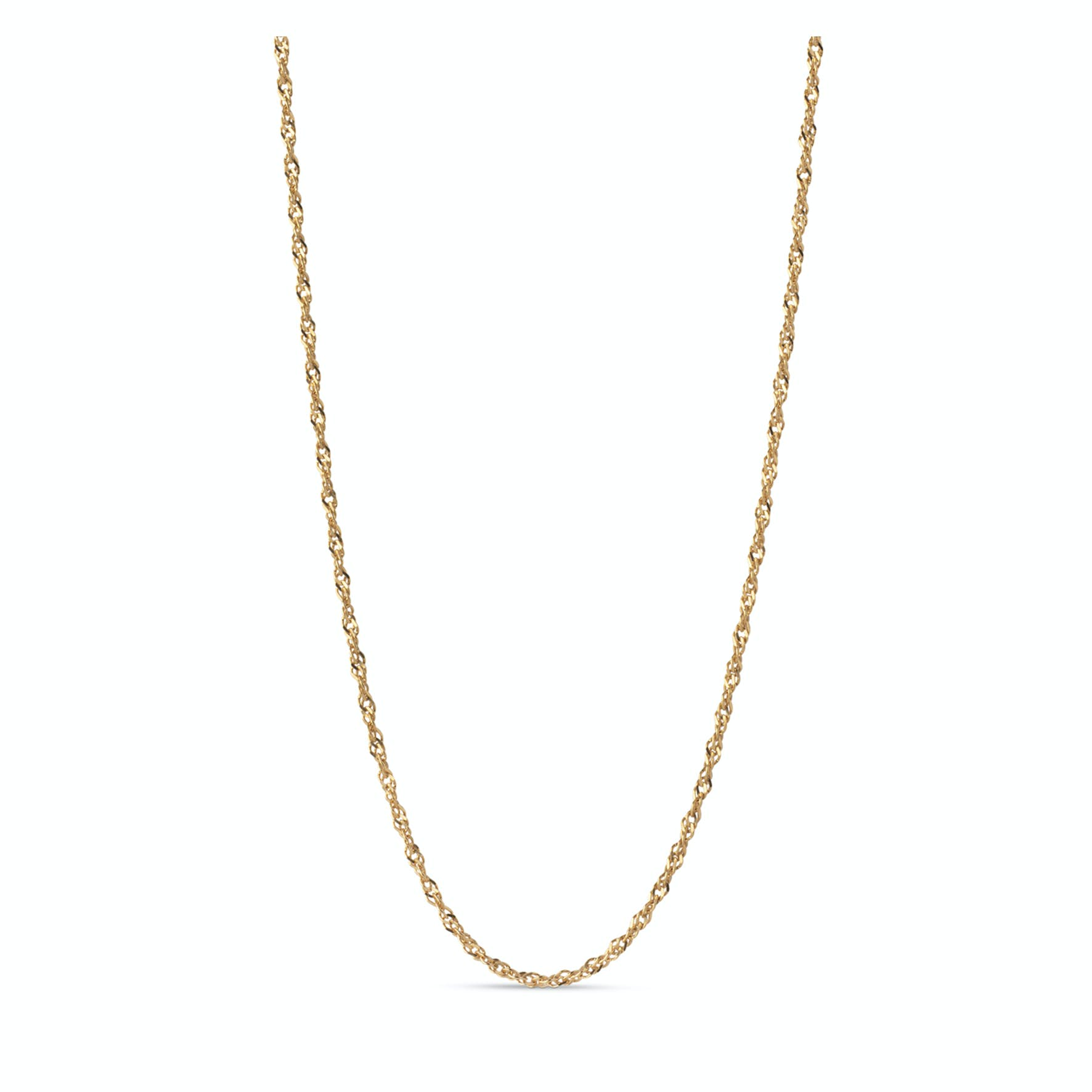 Paloma Necklace von Enamel Copenhagen in Vergoldet-Silber Sterling 925