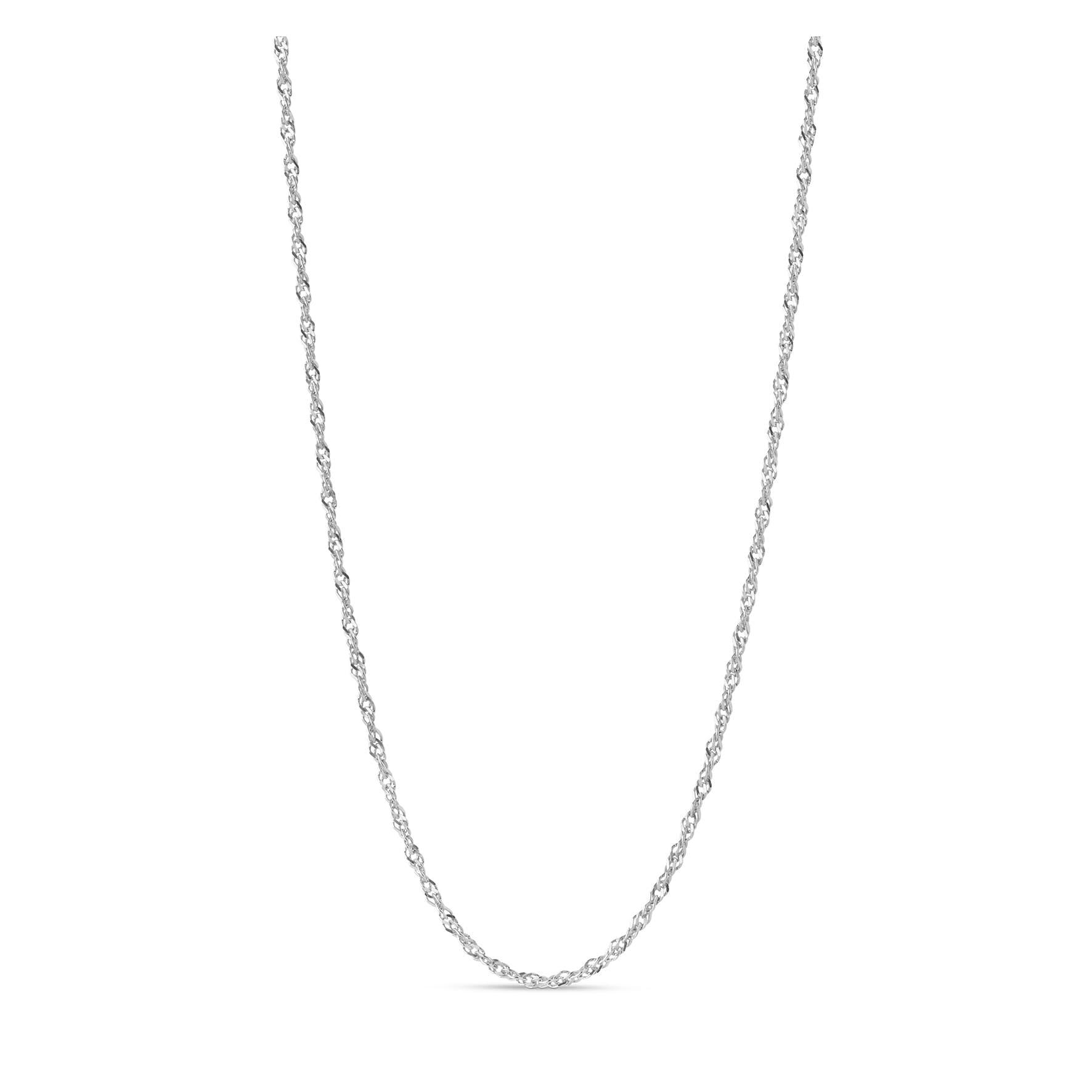Paloma Necklace from Enamel Copenhagen in Silver Sterling 925