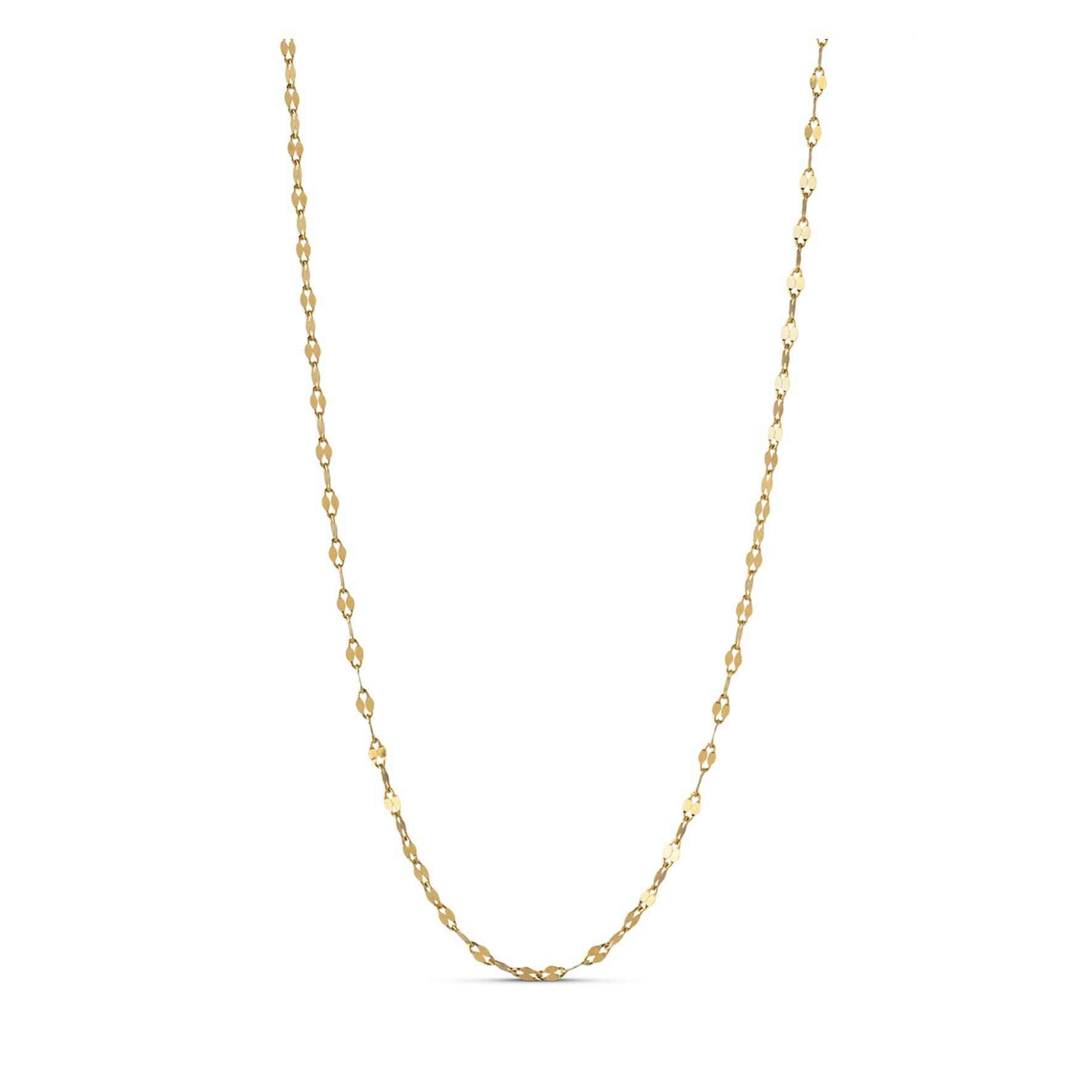 Ona Necklace von Enamel Copenhagen in Vergoldet-Silber Sterling 925