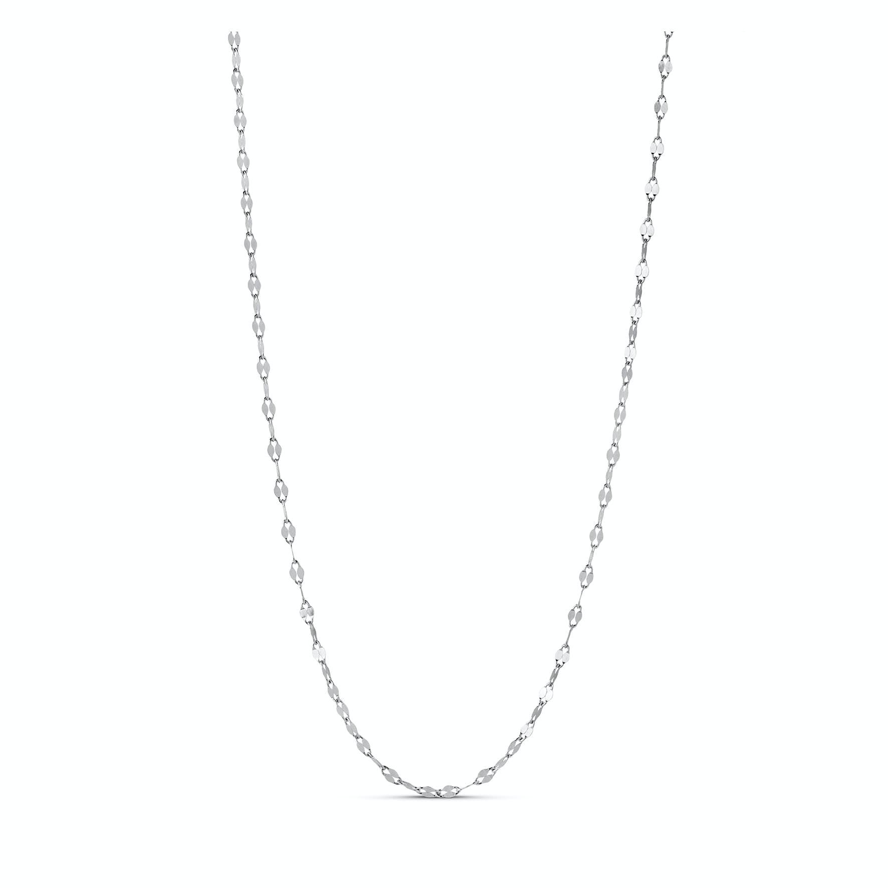 Ona Necklace fra Enamel Copenhagen i Sølv Sterling 925