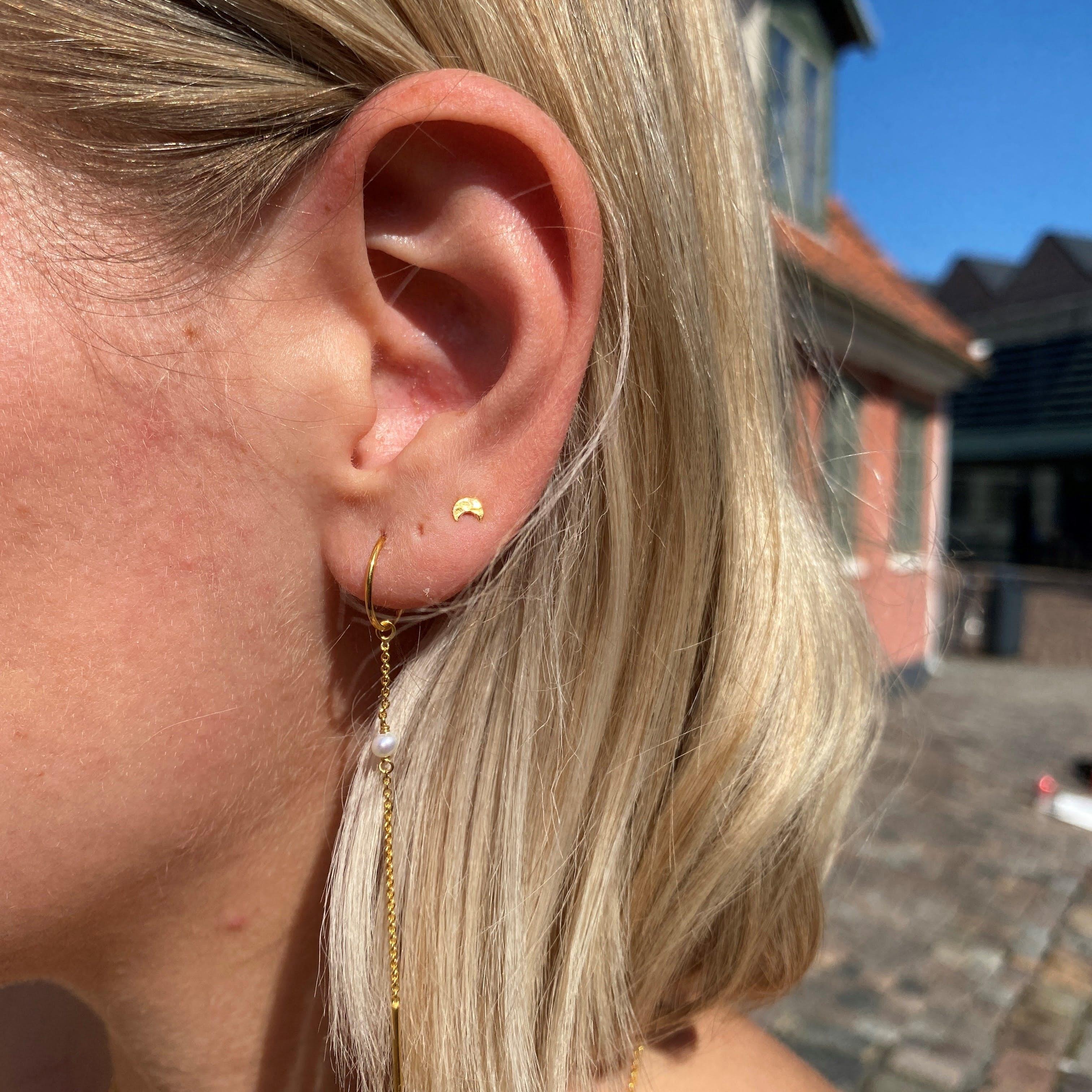 Dream earsticks fra Sistie i Sølv Sterling 925