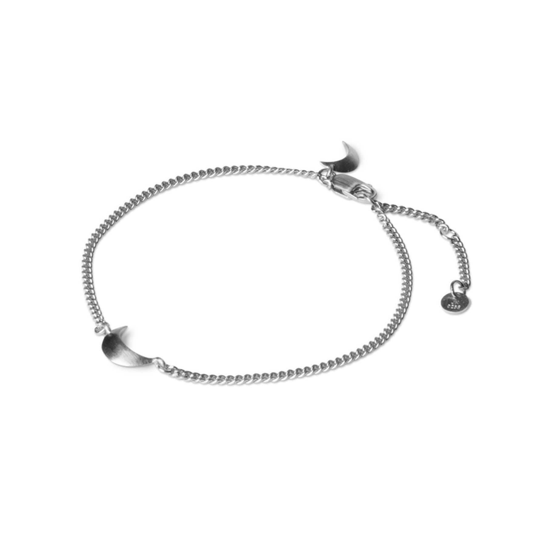 Half Moon Bracelet från Jane Kønig i Silver Sterling 925