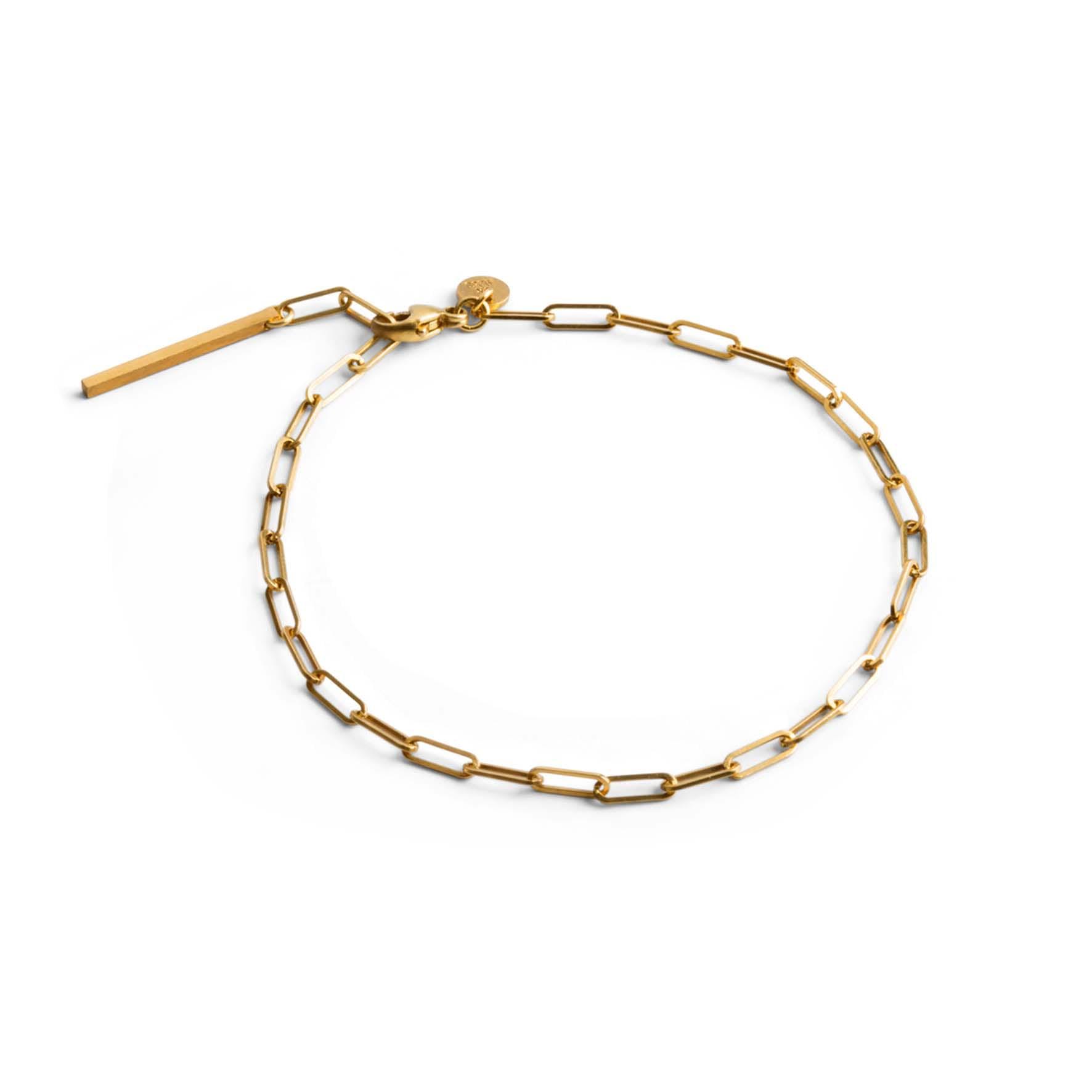 Stretched Reflection Bracelet