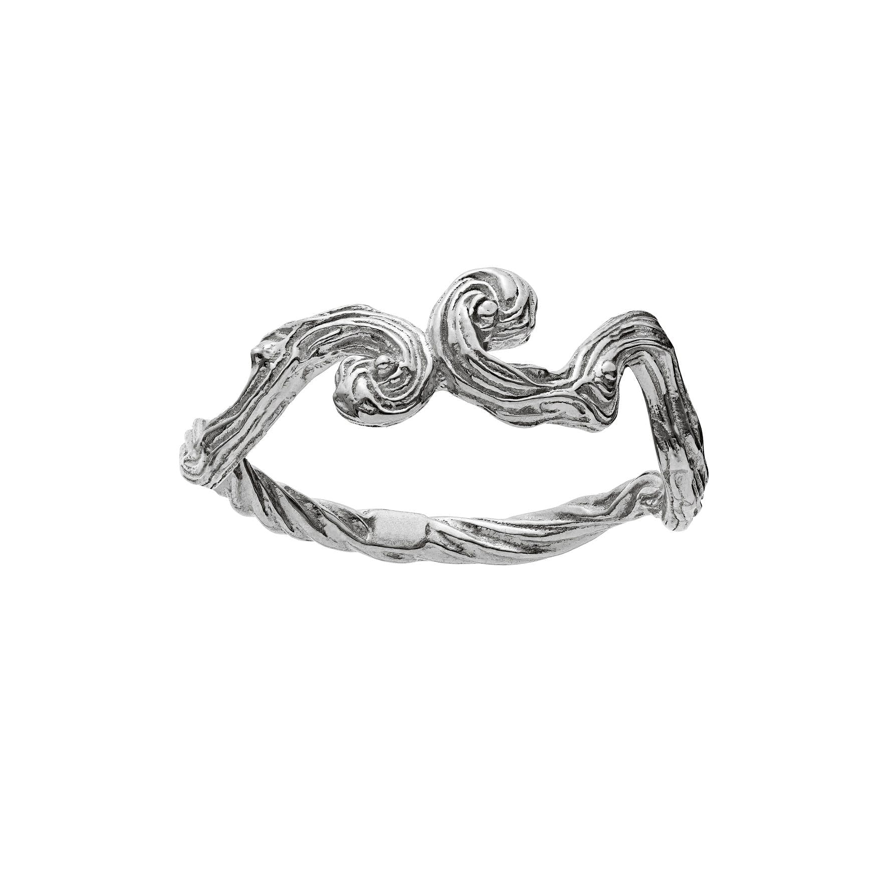 Cora Ring from Maanesten in Silver Sterling 925