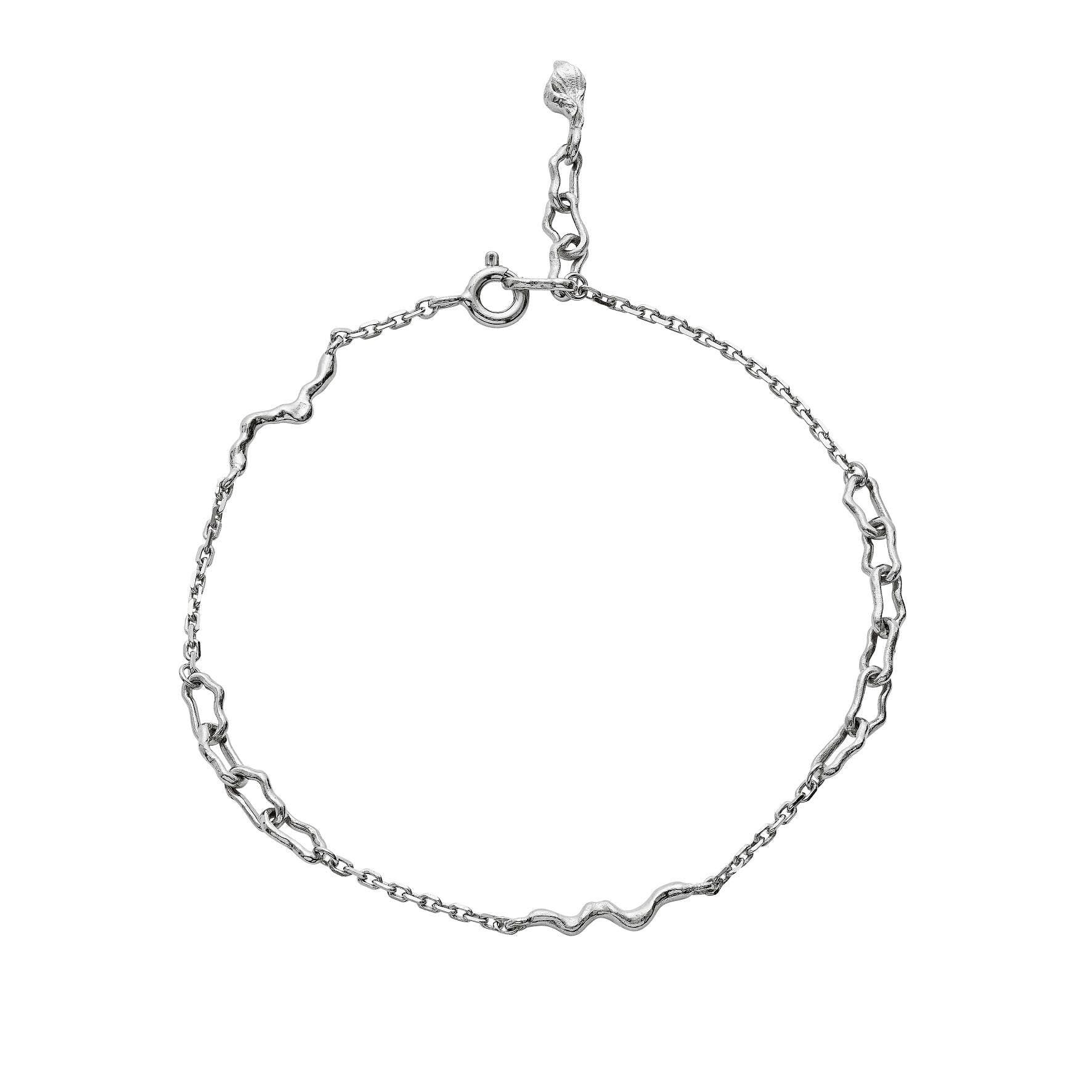Lenani Bracelet från Maanesten i Silver Sterling 925