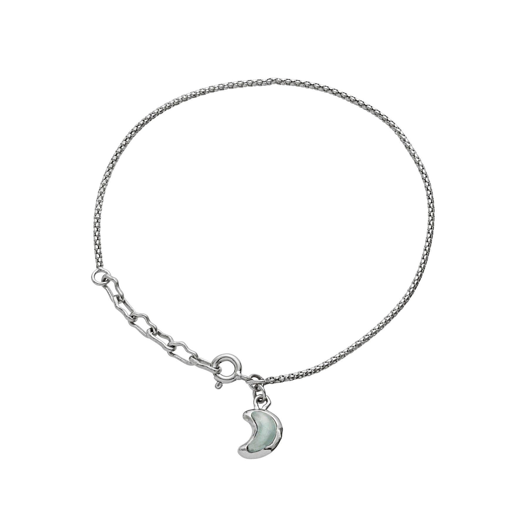 Marceline Bracelet fra Maanesten i Sølv Sterling 925