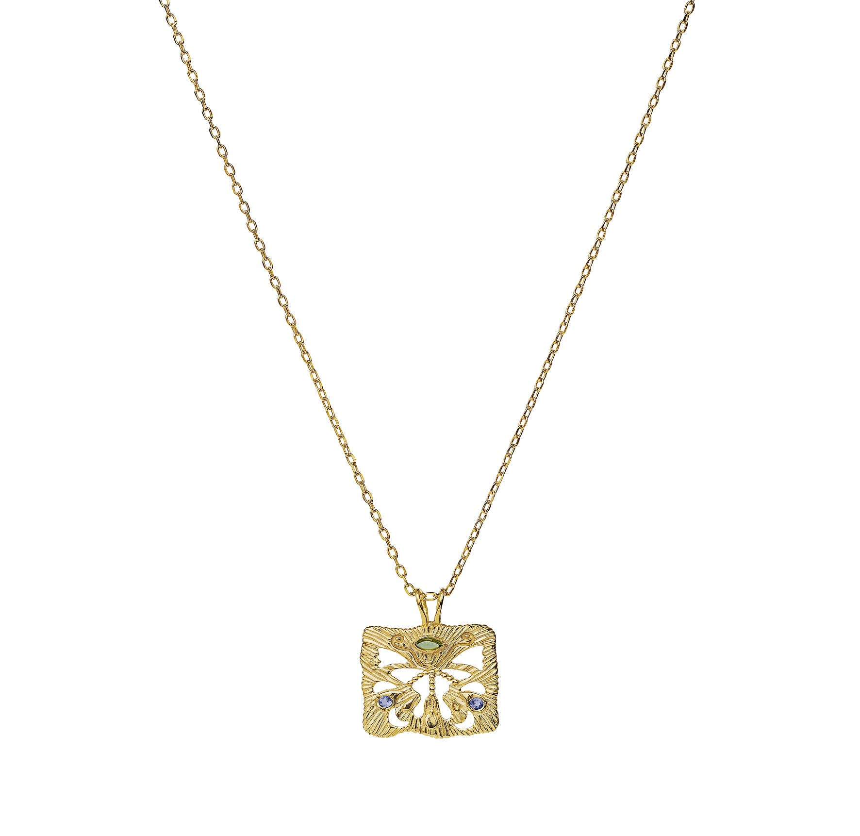 Annabella Necklace from Maanesten in Goldplated-Silver Sterling 925