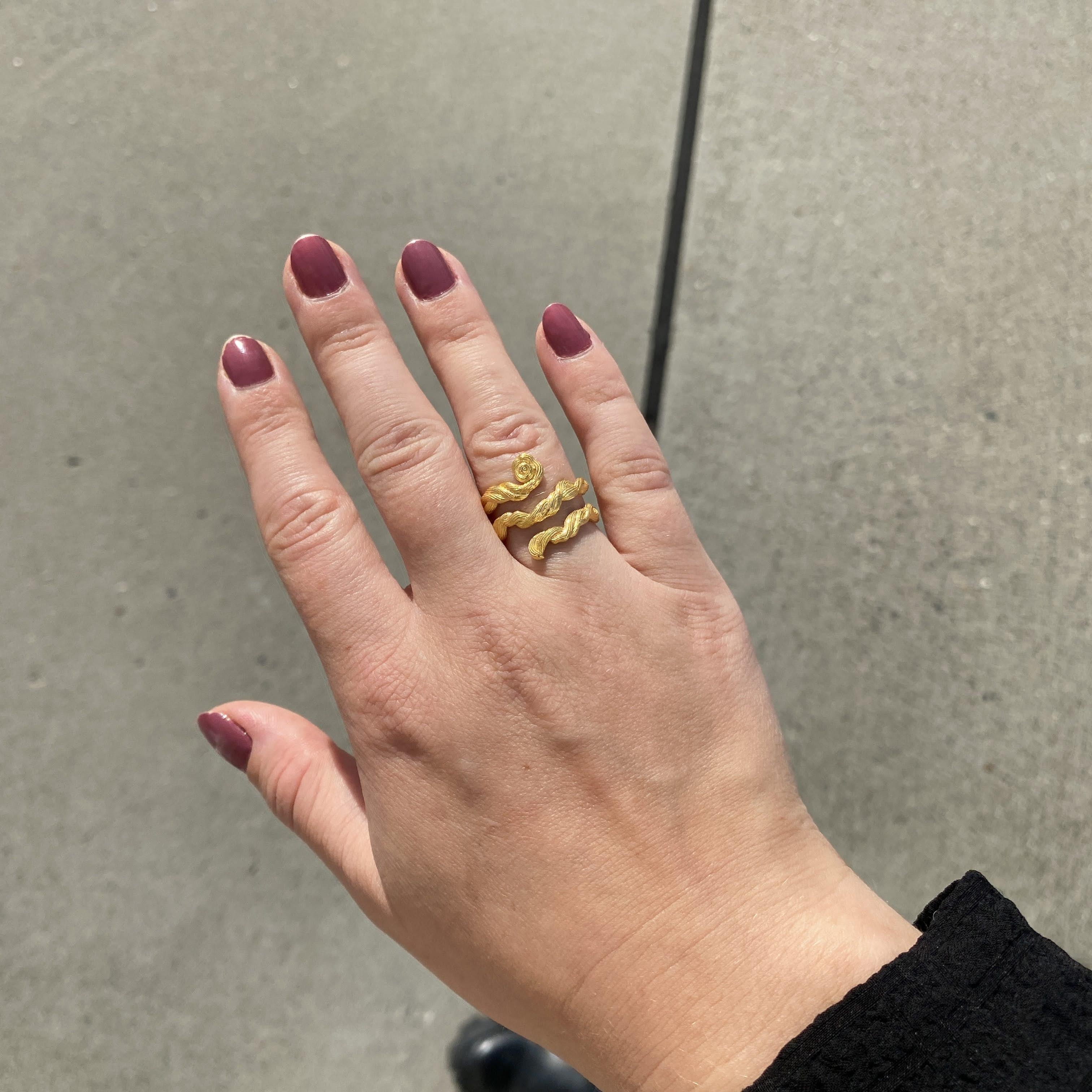 Bobie Ring from Maanesten in Silver Sterling 925