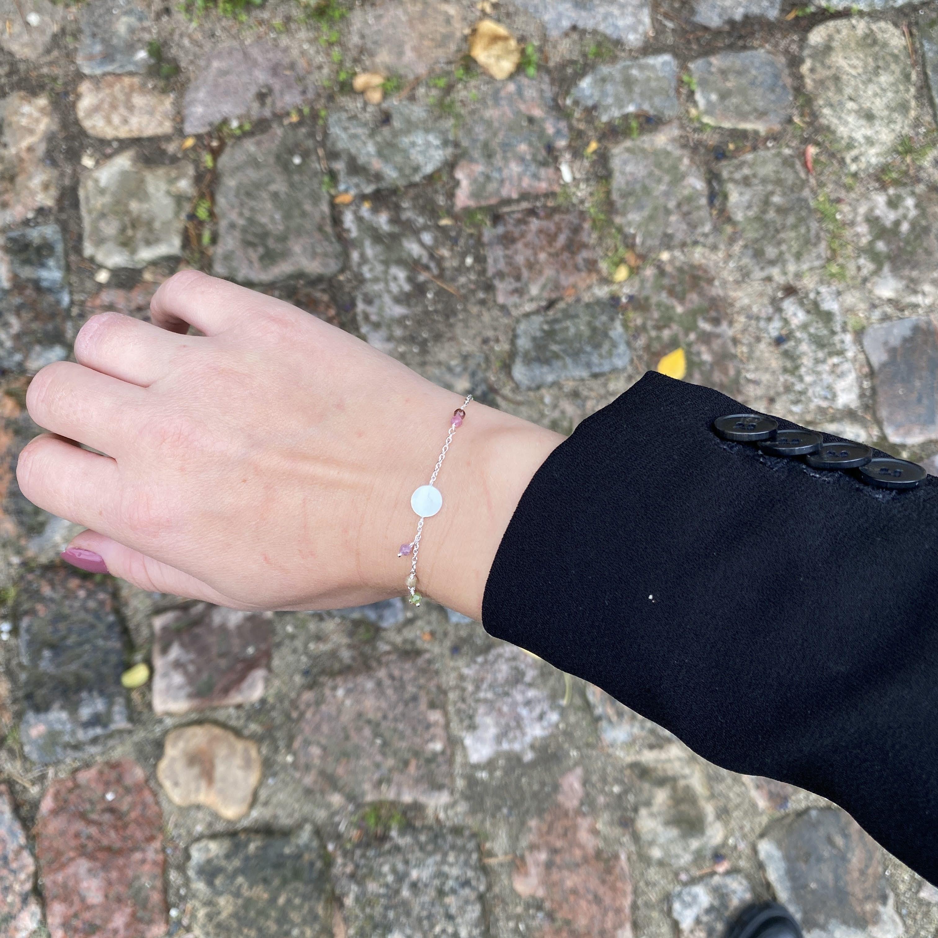 Afterglow Delicate bracelet