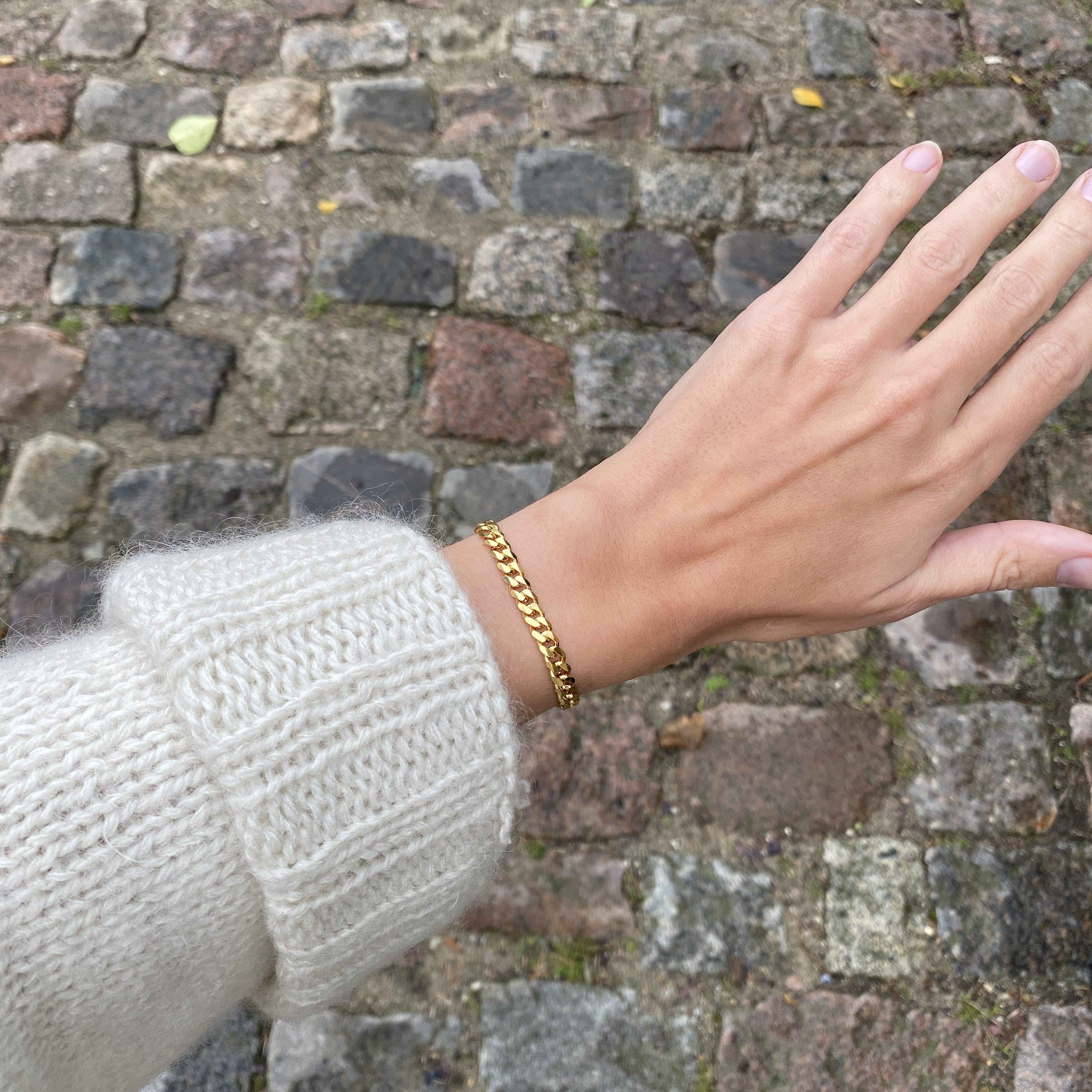 Solid Bracelet von Pernille Corydon in Silber Sterling 925
