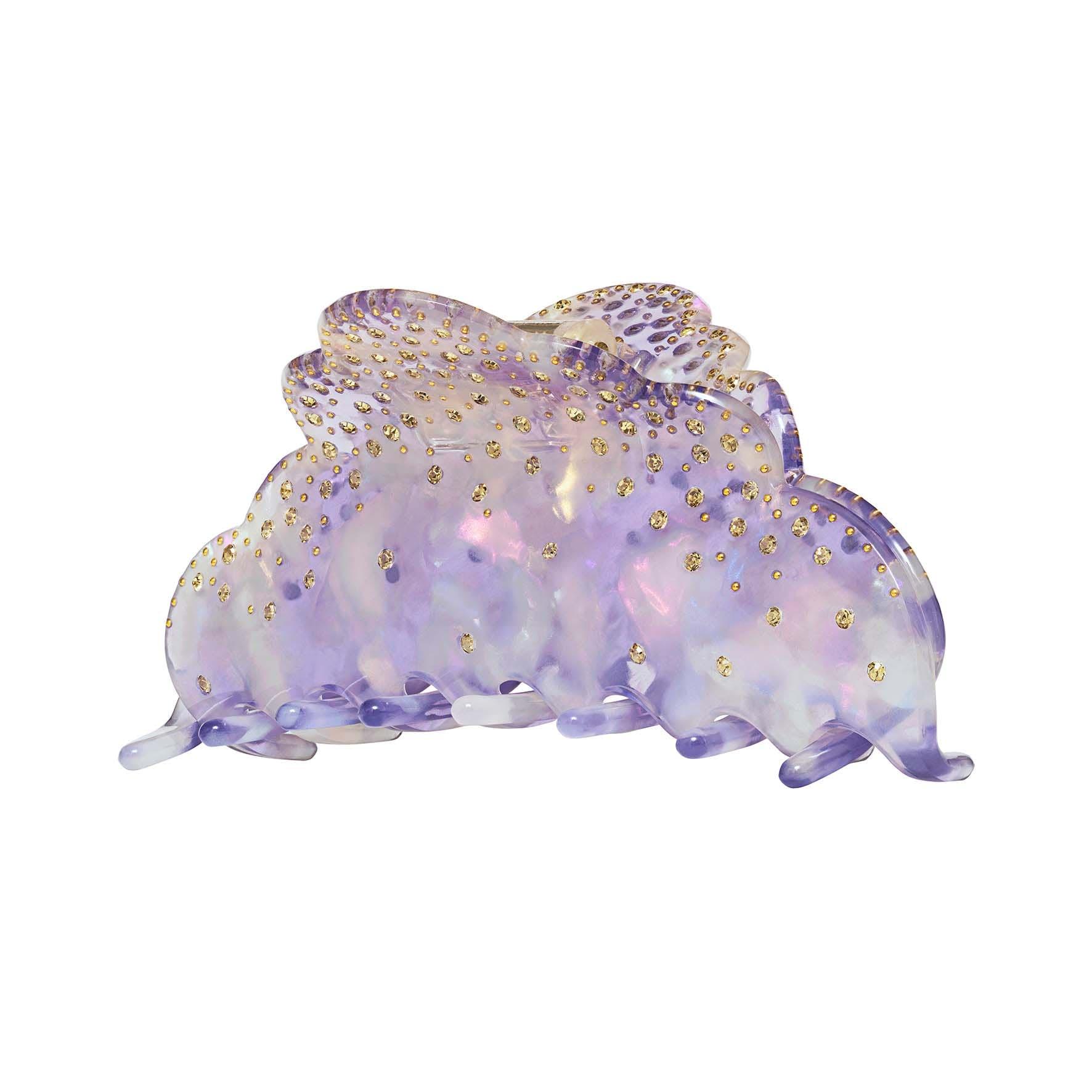 Cloud Hairclaw Light Purple