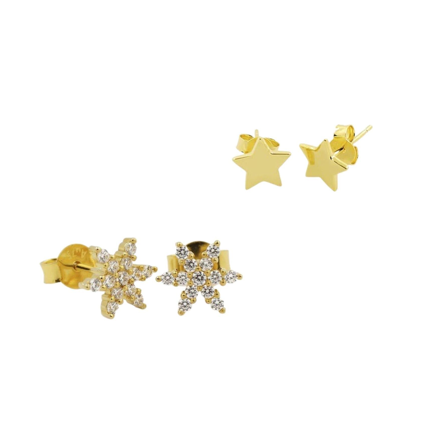 Jewelry mix: Stars