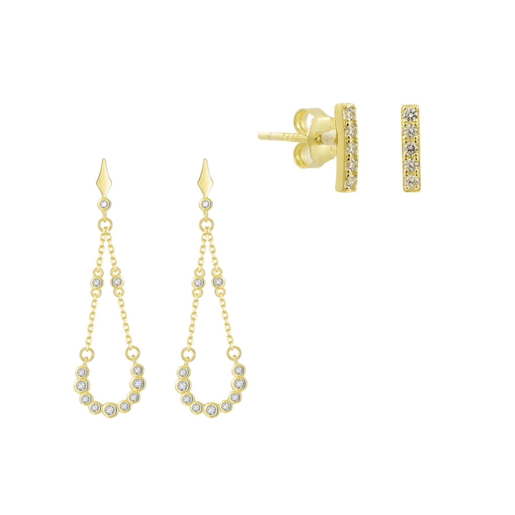 Jewelry mix: Zircons